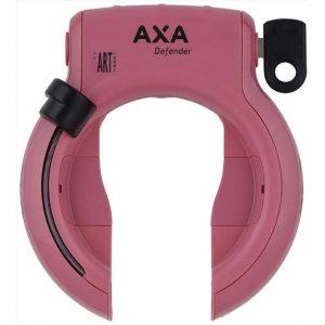 Axa Defender Ringslot Roze / Klapsleutel 5844