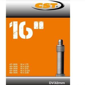 CST Binnenband 16 inch HV  070302 winkelverpakking *** ACTIE UITVERKOOP ***