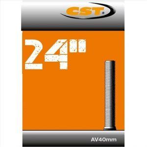 CST Binnenband 24 inch AV 070901 winkelverpakking *** ACTIE UITVERKOOP ***