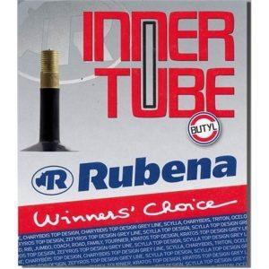 Rubena/Mitas Binnenband 26 inch AV Winkelverpakking 2148  *** ACTIE UITVERKOOP ***