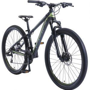 Bikestar 27.5 inch 21 Speed Hardtail Sport MTB Zwart Groen