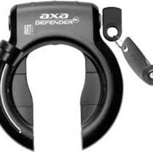 Axa Defender Ringslot Zwart / Klapsleutel 3046