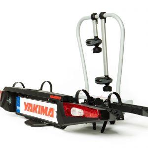 Yakima FoldClick 2 – Fietsendrager Trekhaak voor 2 Fietsen
